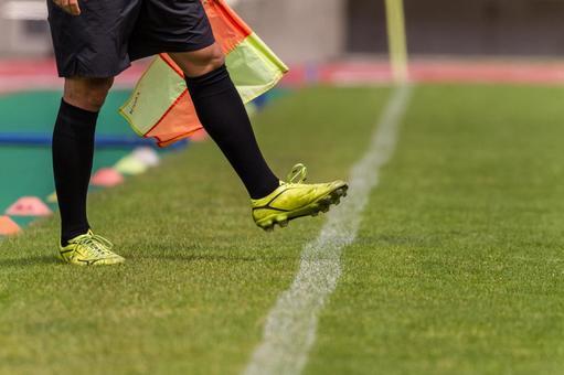 Soccer · Referee