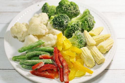 Frozen / Western-style vegetable mix