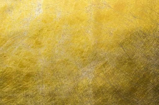 Gold Japanese paper