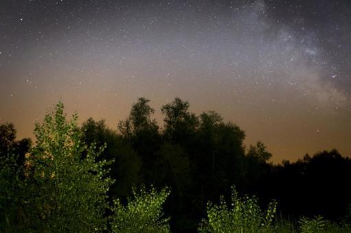 Sky full of stars 1