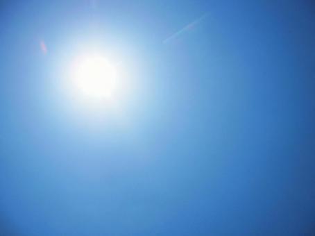 Sky and sun 0114