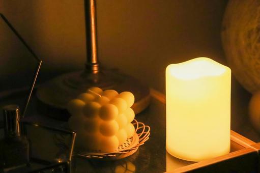 治愈蠟燭之夜