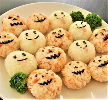 귀신 주먹밥