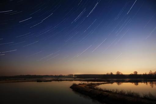 밤하늘의 별빛 7