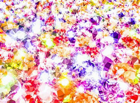 Colorful polygon 7