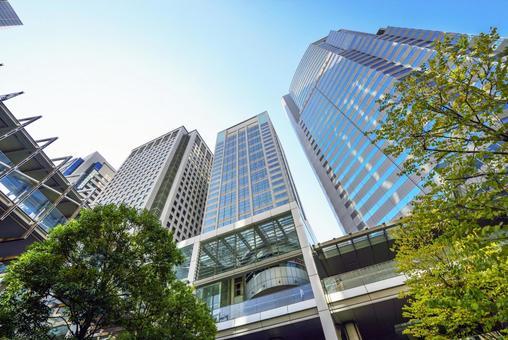 Tokyo · Shinagawa's office town
