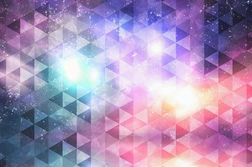 Triangular Space Galaxy