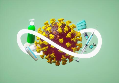 Virus and infection preventive measures image