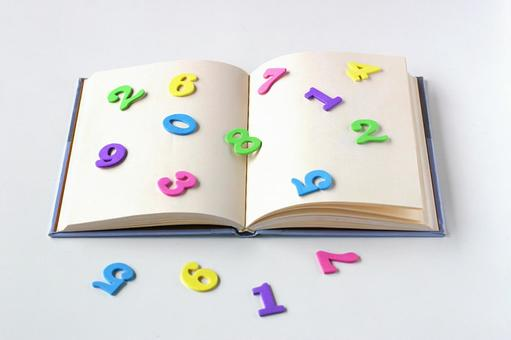 Books and numbers