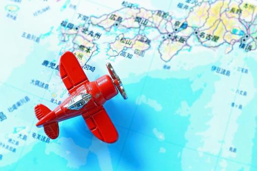 비행기 여행 해외 여행 이미지 소재