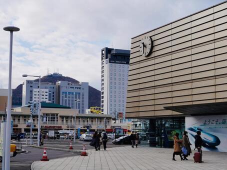 JR Hakodate Main Line Hakodate Station (Hakodate, Hokkaido)