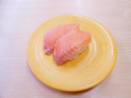 Rotating salmon
