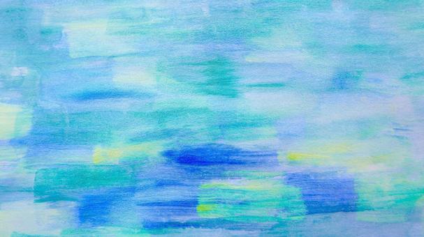 Blue gradient / watercolor / texture
