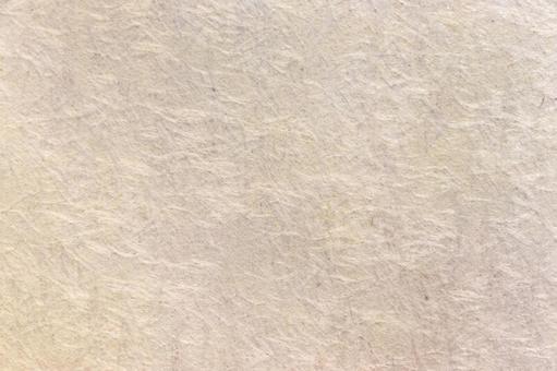 具有凸起纖維的日本紙表面紋理