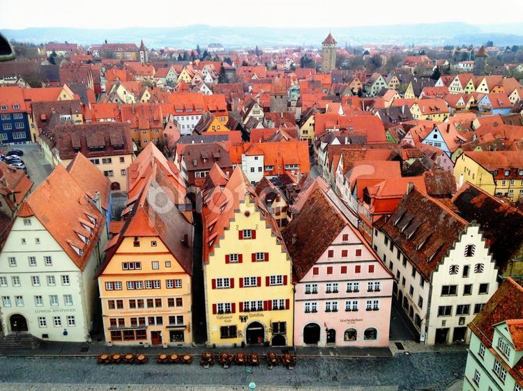 ドイツ・ローテンブルクの写真