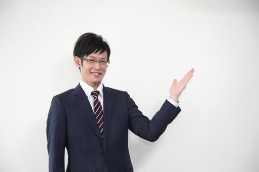 Guide businessman 5