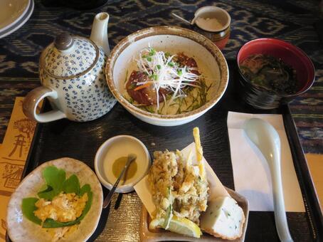 Amami Oshima Local Cuisine