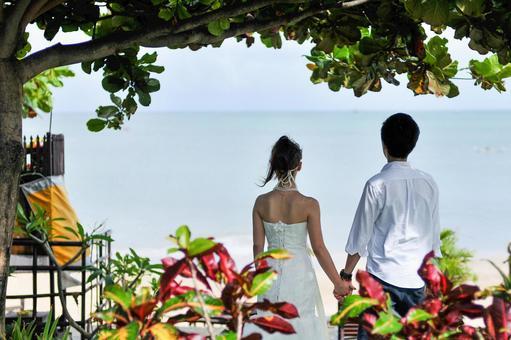 巴厘島婚禮照片
