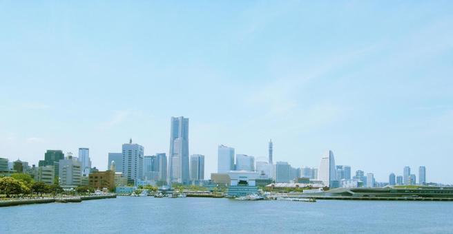 Yokohama scenery
