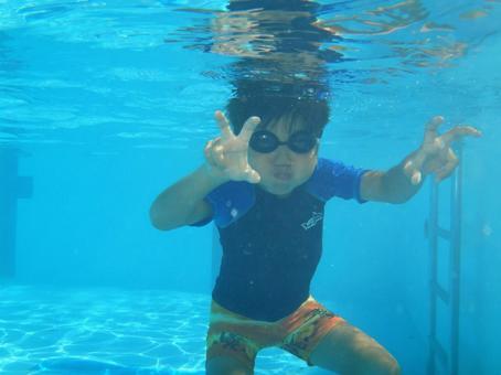 Peace underwater! 2