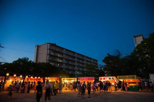 Summer festival opened