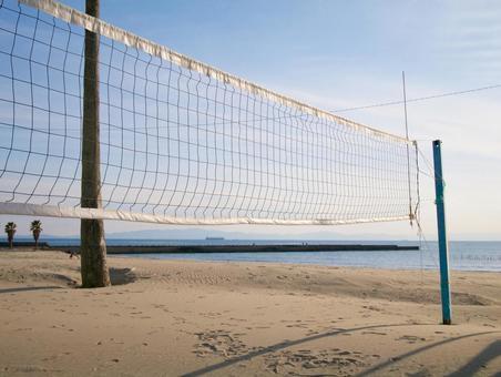 沙滩排球1