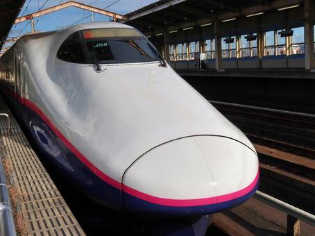 도호쿠 신칸센 E2 계 고리 야마 역