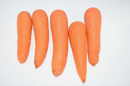 Carrot: 5