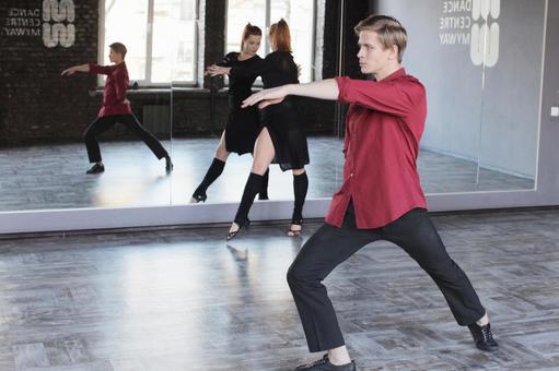 Men & Women's Dancers 2