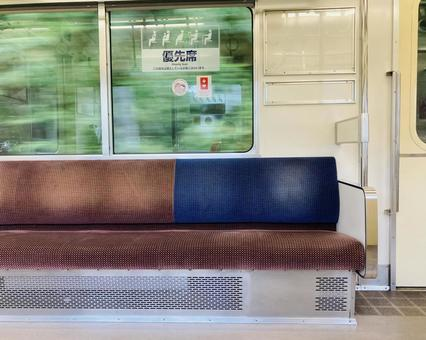 Train priority seats (3)