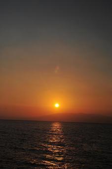 First sunrise 6