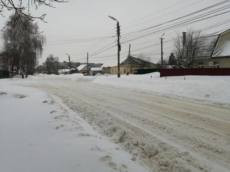 겨울 러시아