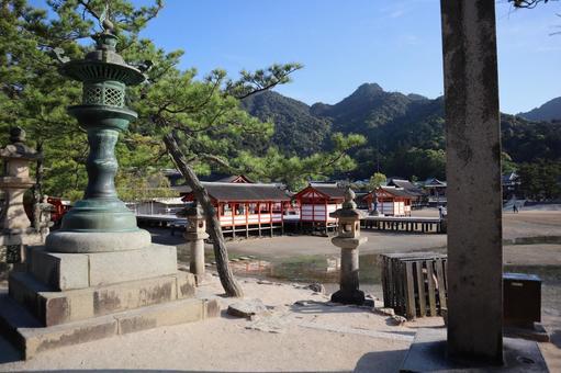 Itsukushima Shrine April 2021 (1)