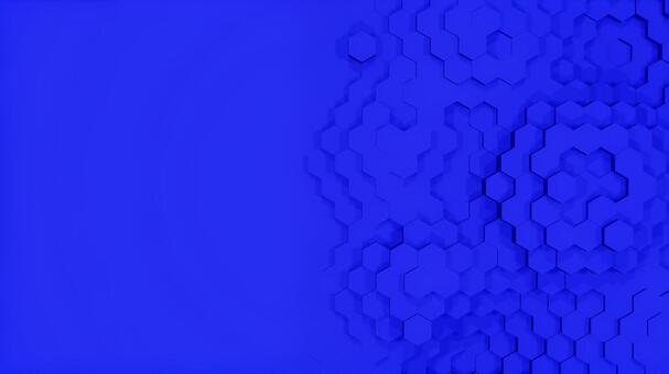 Hex3D_Blue