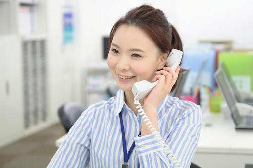 職業女性(3)一個電話