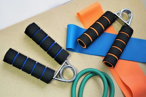 Muscle training exercise training equipment