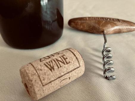 Corkscrew and corkscrew