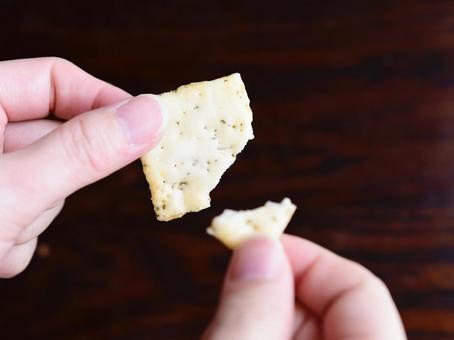 Split in half failure food