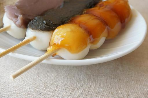 Kushi dumpling 3