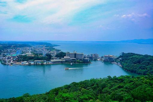 Lake Hamana 001