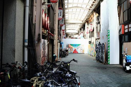 Gifu · Yanagase Shopping District
