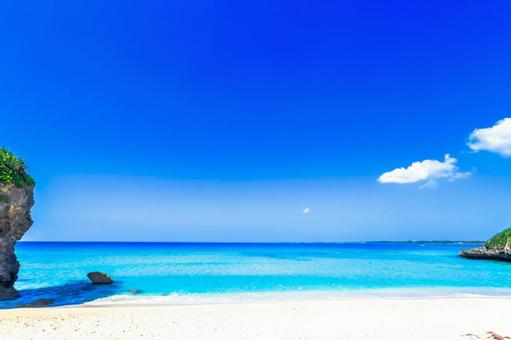 【Okinawa ☆ sandy beach】