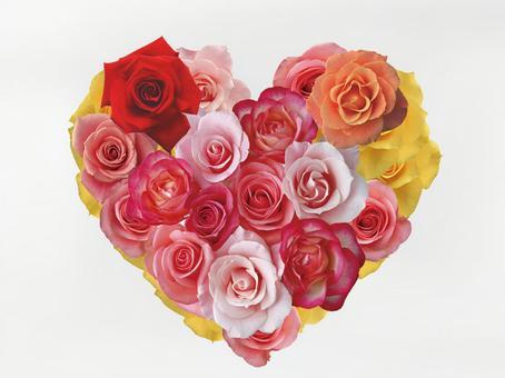 Flower Heart 06