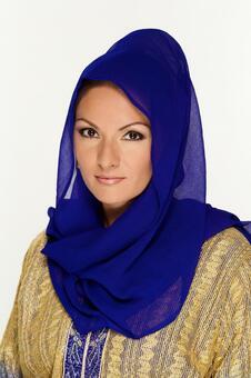 阿拉伯婦女15蓋頭
