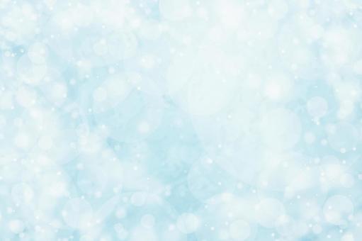 Pastel watercolor glitter background_sky blue blur texture