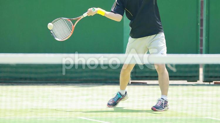 テニスの写真