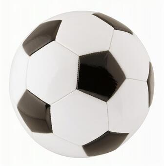 Soccer ball (with clipping pass · PSD background transparent)
