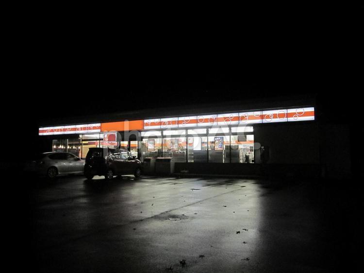 夜のコンビニエンスの写真