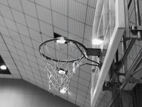 Ring of basketball