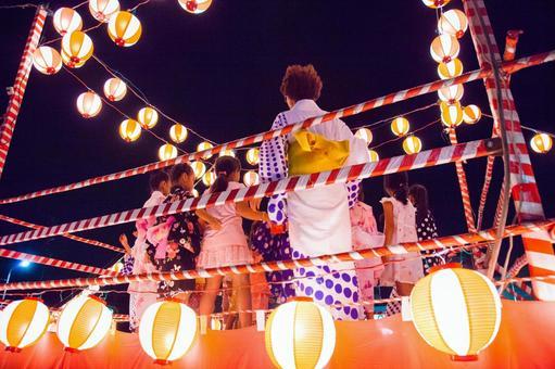 Summer festival oar 12